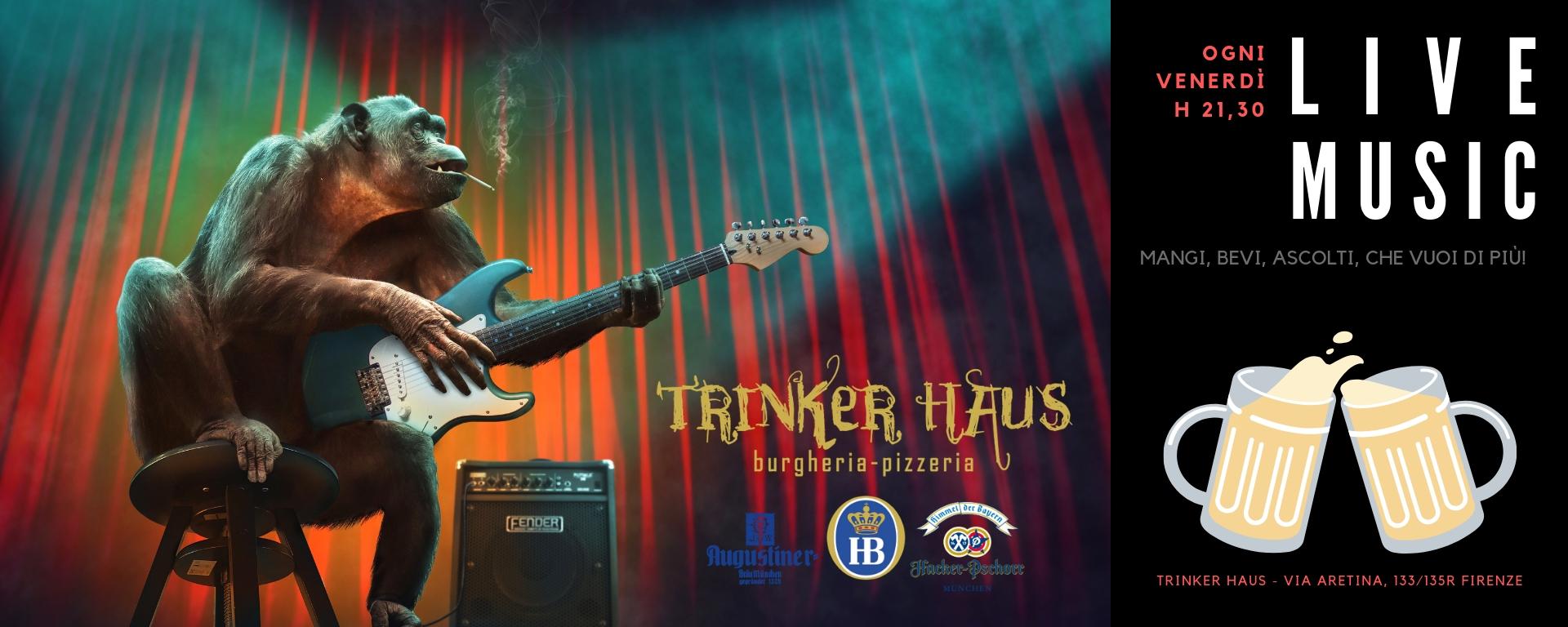 LiveMusic TrinkerHaus